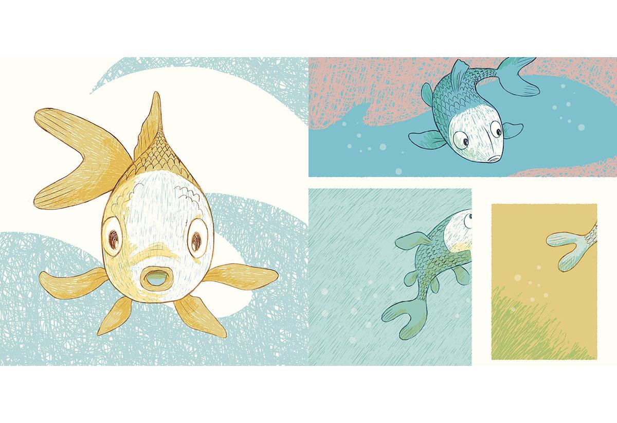 Алло, говорит рыбка
