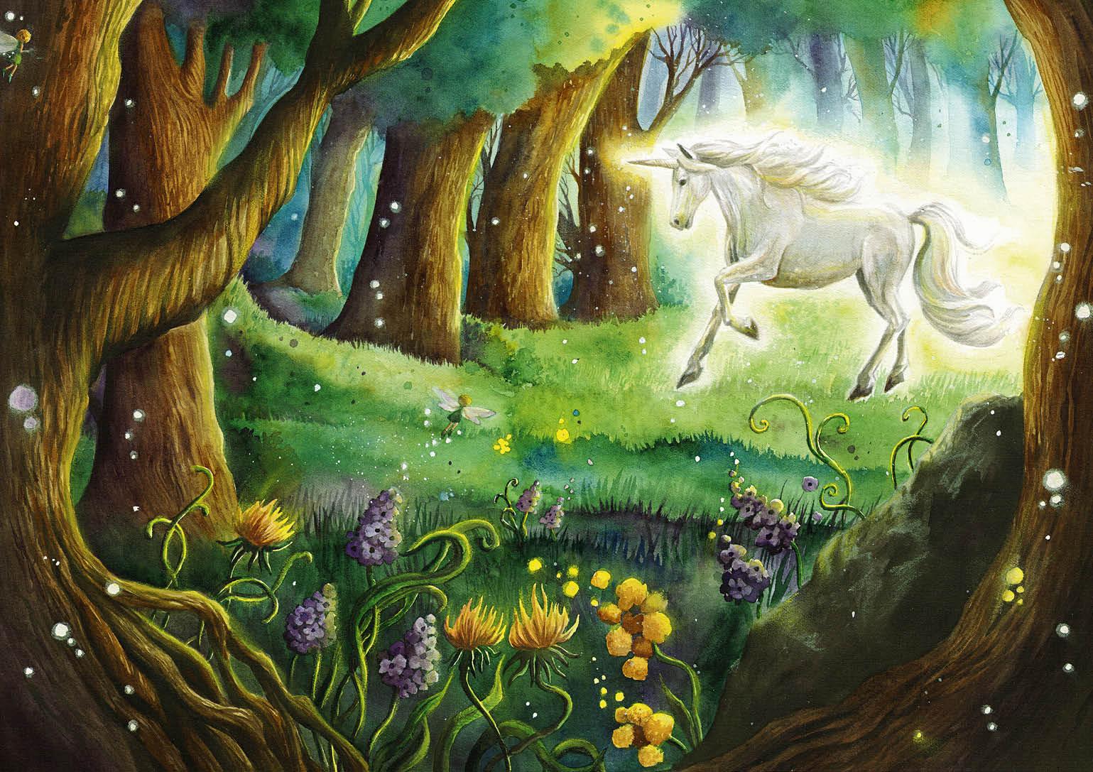 Путешествие в Волшебную страну, или Рождение единорога
