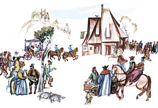 Принцесса Мышка. Французская народная сказка